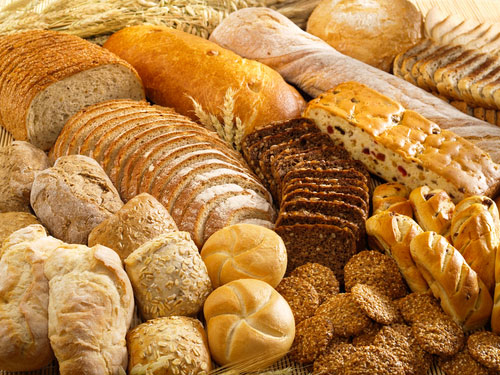 1200 types of Bread, Pastries, Confectioneries and Sweets.